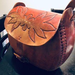 Handbags - Buckskin homemade bag!!!